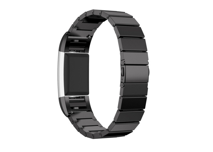 Replacement Bracelet Wristband Strap For Fitbit Charge 2 Tracker Stainless Steel - 2