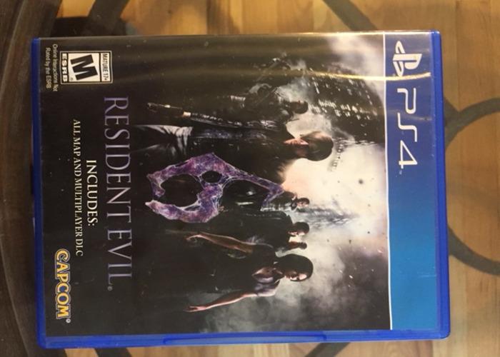 Resident Evil 6 - PlayStation 4 - 1