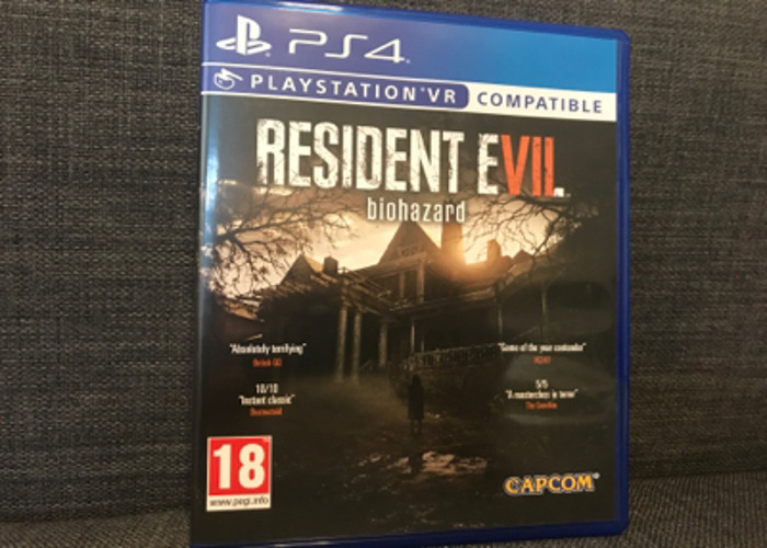 Resident Evil 7 Biohazard PS4 - video game - 1