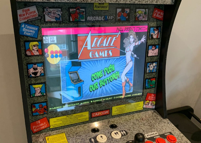 Retro Arcade Machine for sale Rental or Modification available over 8000 games!!! - 1