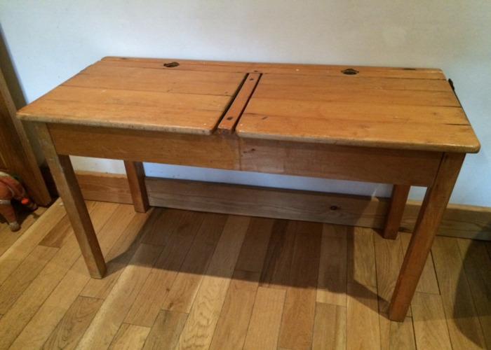 Retro School Desk - 2