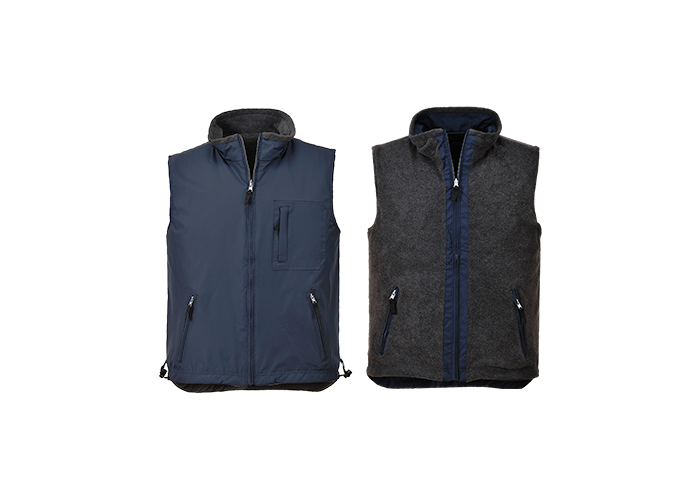 Reversible Bodywarmer RS  Navy  Small  R - 1