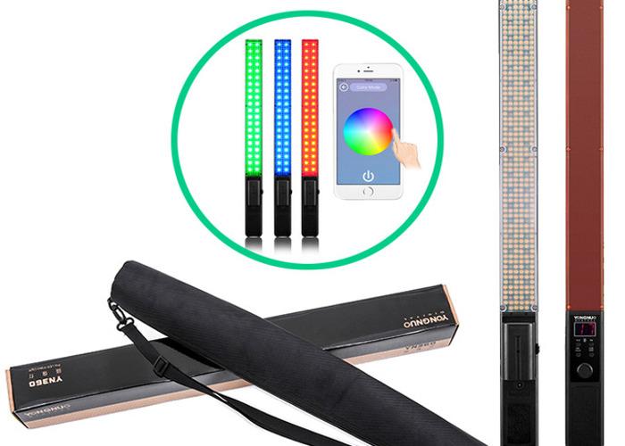 RGB LED Bi colour Yongnuo x 3 - 1
