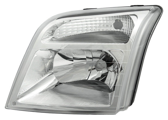 RHD Front Left Headlight x1 Halogen Fits Ford Tourneo Connect 06.02-On - 1