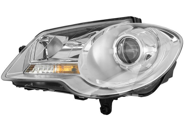 RHD Front Left Headlight x1 Halogen Replacement Spare Fits VW Touran 02.03-05.10 - 1