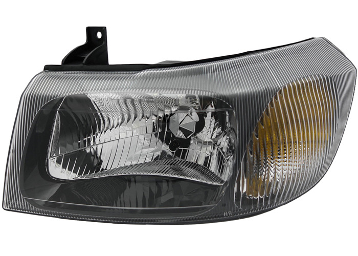 RHD Front Left Headlight x1 Halogen Spare Fits Ford Transit Bus 01.00-05.06 - 1