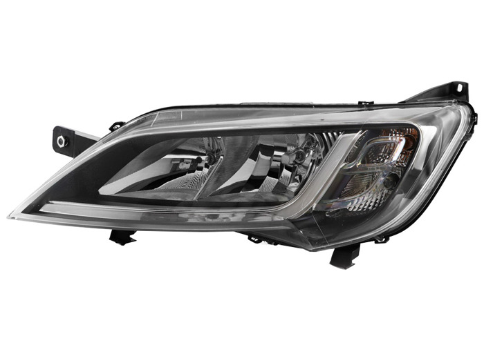 RHD Front Left Headlight x1 Halogen Spare Fits Peugeot Boxer Box 06.14-On - 2