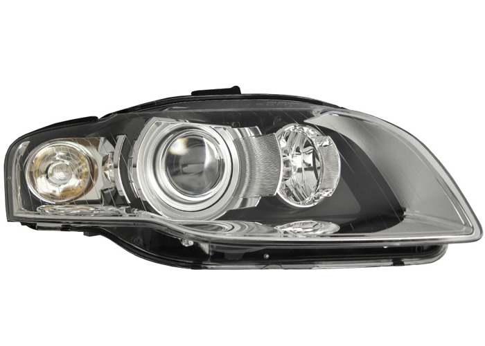 RHD Front Right Headlight x1 Xenon Replacement Spare Fits Audi A4 11.04-06.08 - 1