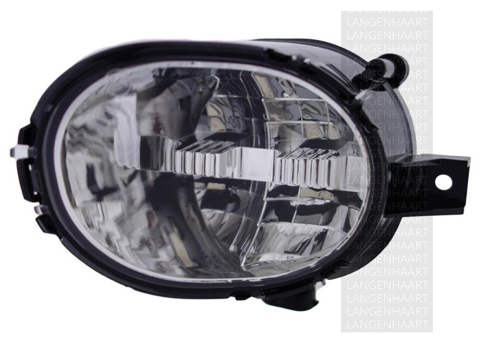 RHD LHD Front Left Daytime Running Light x1 LED Fits Volvo Xc70 Ii 04.07-On - 1