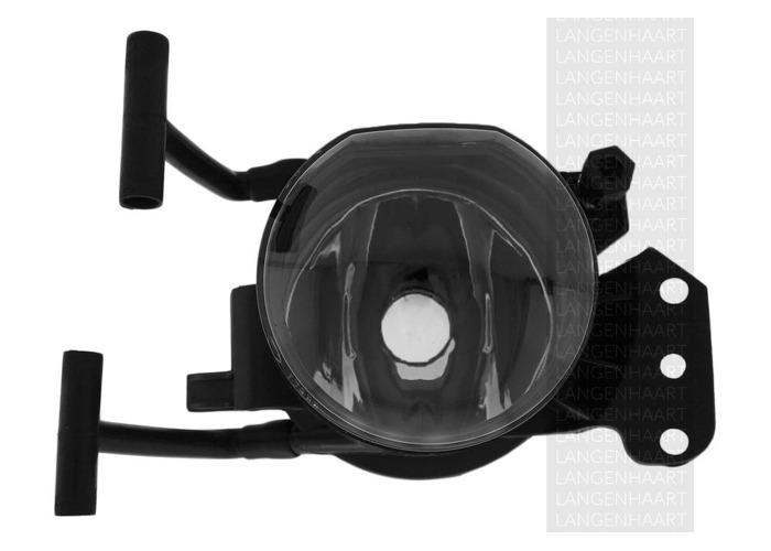 RHD LHD Front Left Fog Light x1 Halogen Replacement Spare Fits BMW 3 01.05-12.11 - 1