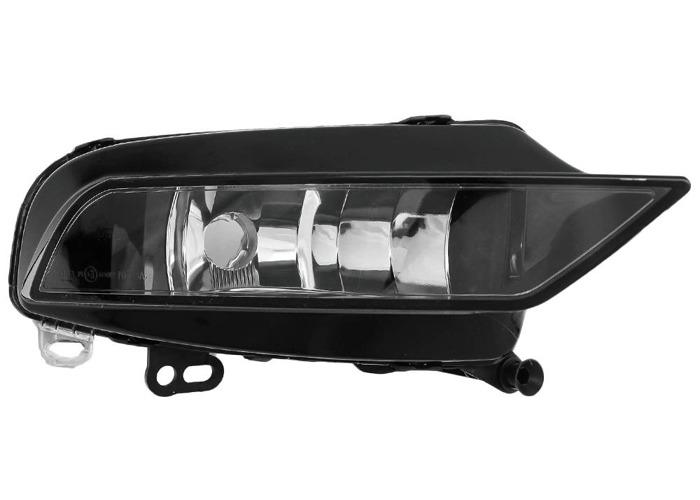 RHD LHD Front Right Fog Light x1 Halogen Fits Audi A3 Convertible 10.13-On - 1