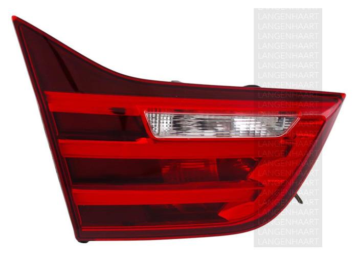 RHD LHD Rear Left Inner Rear Light x1 Halogen LED Fits BMW 4 Convertible - 2