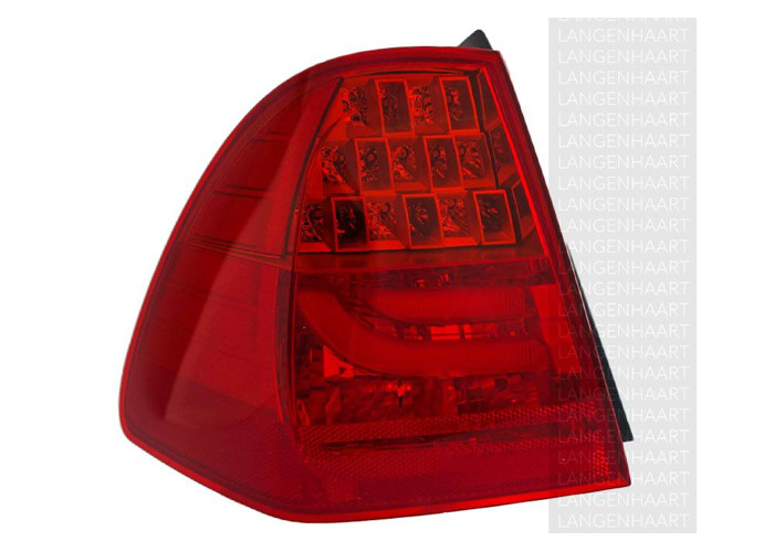 RHD LHD Rear Left Outer Rear Light x1 Halogen LED Fits BMW 3 Touring 12.04-06.12 - 1