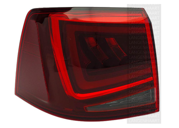 RHD LHD Rear Left Outer Rear Light x1 Halogen LED Fits Seat Alhambra 06.10-On - 2