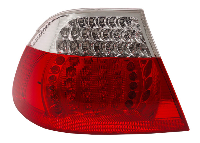 RHD LHD Rear Left Outer Rear Light x1 LED Fits BMW 3 Coupe 03-07 - 1