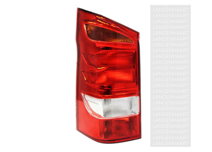 RHD LHD Rear Left Rear Light x1 Halogen Fits Mercedes-Benz V-Class 03.14-On - 1