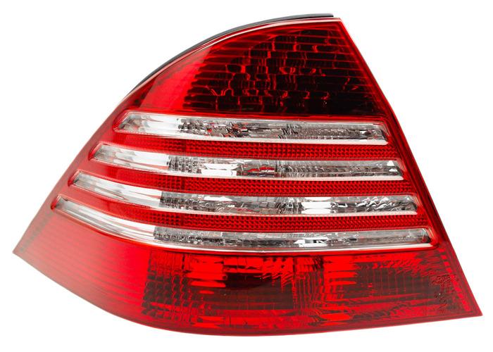 RHD LHD Rear Left Rear Light x1 Halogen LED Fits Mercedes-Benz S-Class - 1