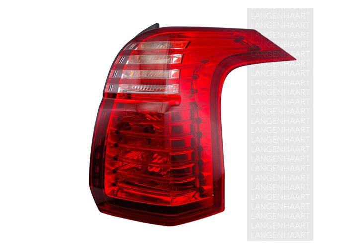 RHD LHD Rear Left Rear Light x1 Halogen Spare Fits Peugeot 5008 06.09-On - 1