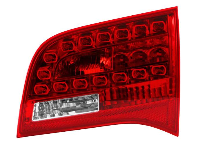 RHD LHD Rear Right Inner Rear Light x1 Halogen LED Fits Audi A6 Allroad - 2
