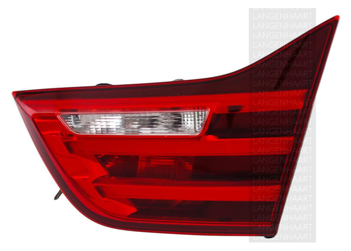 RHD LHD Rear Right Inner Rear Light x1 Halogen LED Fits BMW 4 Convertible - 2