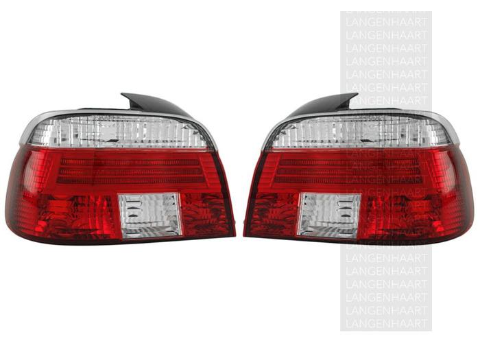 RHD LHD Rear Right Left Rear Lights Set Halogen Fits BMW 5 11.95-06.03 - 1