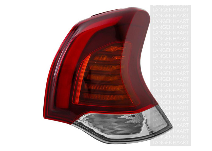 RHD LHD Rear Right Outer Rear Light x1 Halogen LED Fits Peugeot 3008 06.09-On - 1