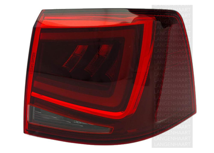 RHD LHD Rear Right Outer Rear Light x1 Halogen LED Fits Seat Alhambra 06.10-On - 1