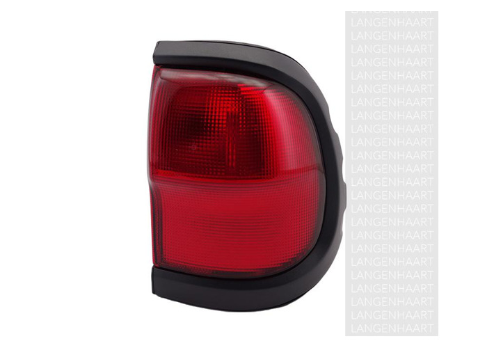 RHD LHD Rear Right Rear Light x1 Halogen Fits Nissan Terrano Ii 10.92-09.07 - 1