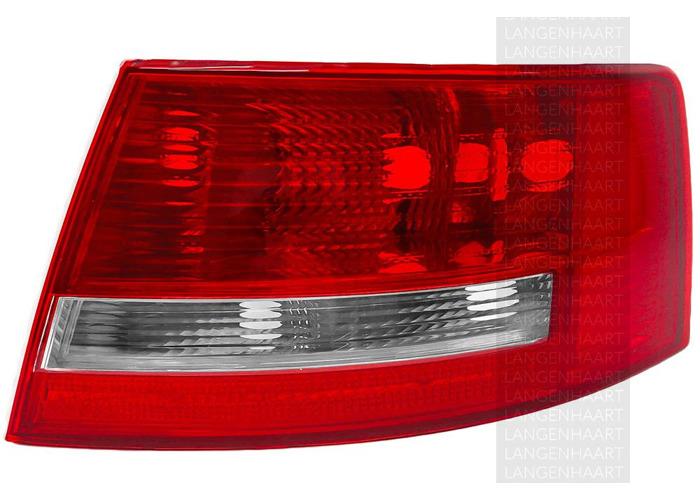 RHD LHD Rear Right Rear Light x1 Halogen Replacement Fits Audi A6 05.04-03.11 - 1