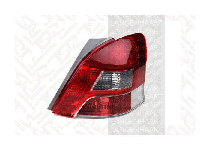 RHD Rear Right Rear Light x1 Halogen LED Fits Toyota Yaris/Vitz 01.05-On - 1