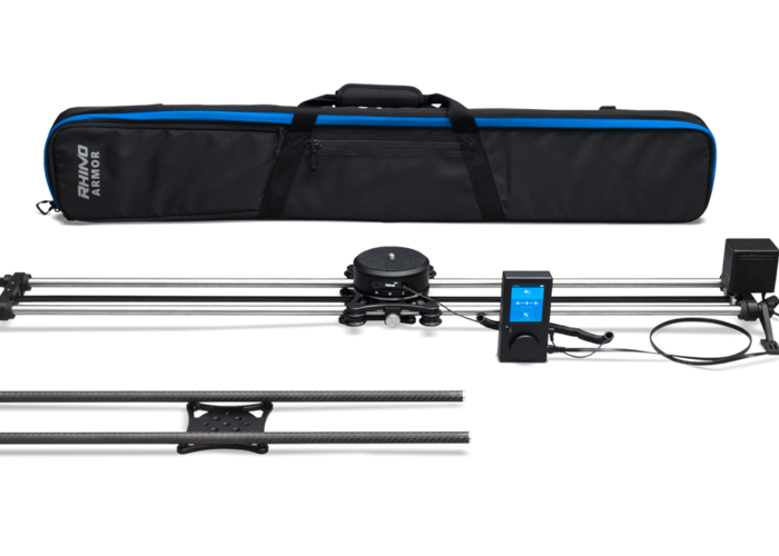 Rhino Automated Slider with Arc (Ultimate Bundle) - 1