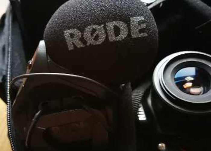 Rhode mic  - 1