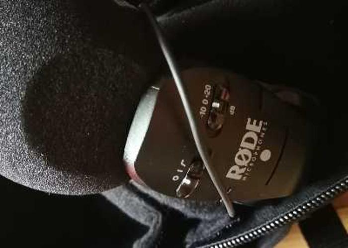 Rhode mic  - 2