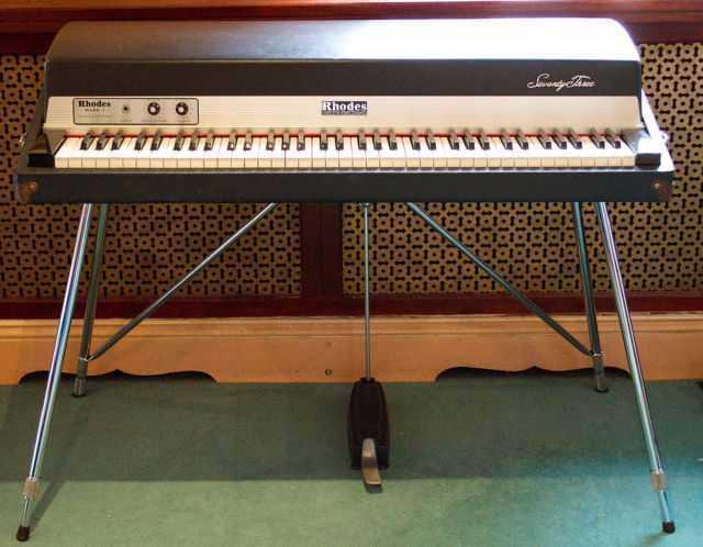 Rhodes Piano - 1