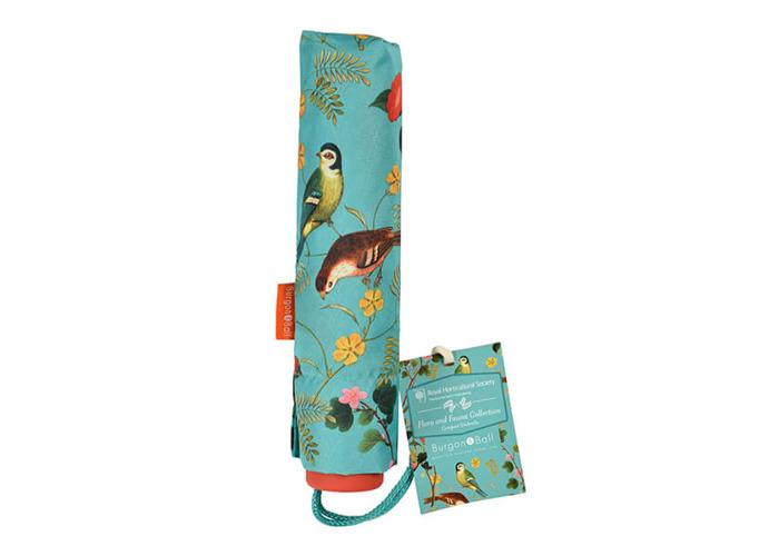 RHS Flora & Fauna Compact Umbrella - 2