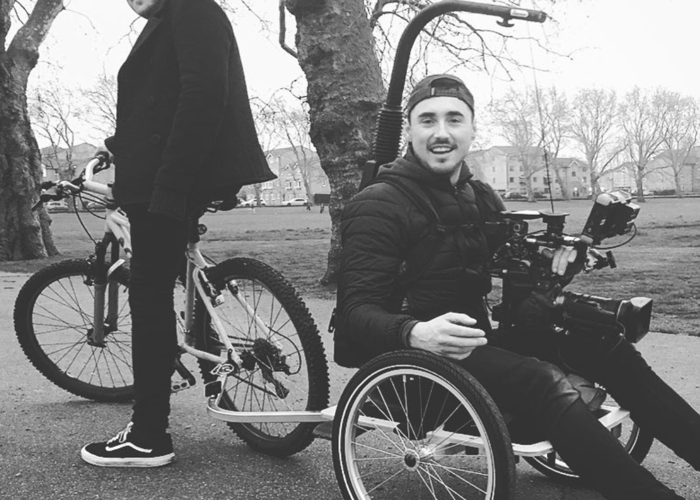Rickshaw Dolly (Bike Trailer) - 1