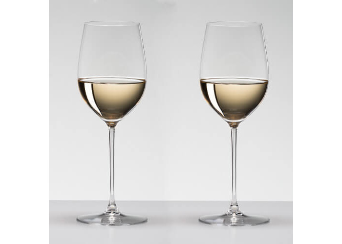 Riedel 6449/05 Veritas Viognier/Chardonnay 370ml 2 White Wine Glasses - 2