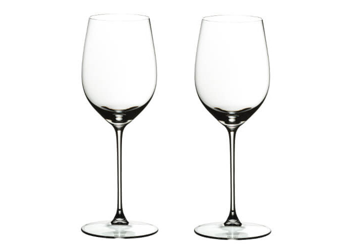 Riedel 6449/05 Veritas Viognier/Chardonnay 370ml 2 White Wine Glasses - 1
