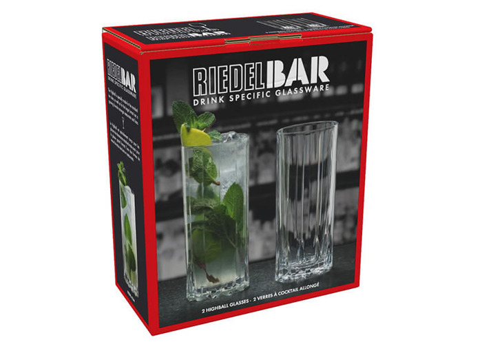 Riedel Bar Drink Highball Glass - 2