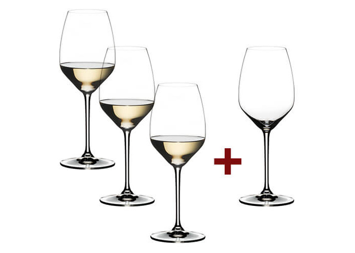 Riedel Extreme Riesling 4 for 3 Glasses - 1
