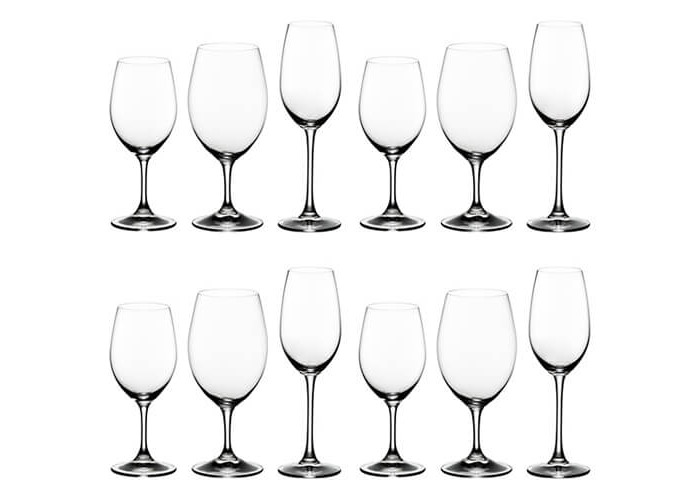Riedel Ouverture white wine/magnum/champagne glasses–Advantage set buy 12 pay for9 - 1