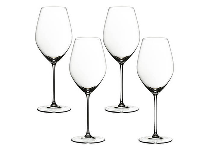 Riedel Veritas Champagne Glass Set Of 4 - 1