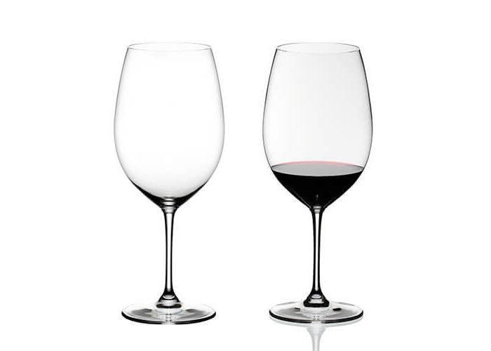 Riedel Vinum Bordeaux Grand Cru Set Of 2 Glasses - 1