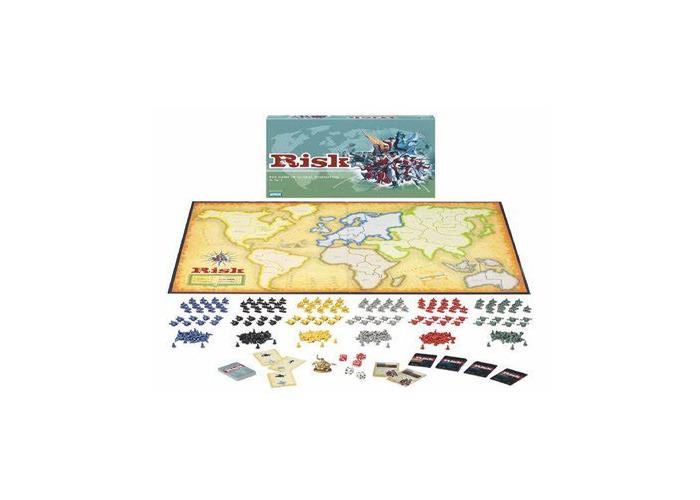 Risk board game - 1