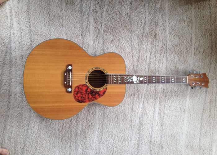 Riverside Acoustic Guitar (Pro quality) - 1