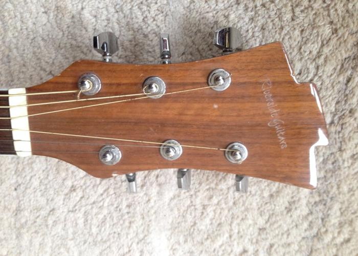 Riverside Acoustic Guitar (Pro quality) - 2