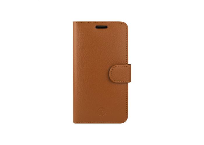 RN Redneck Prima Wallet Folio Case for Samsung Galaxy S6 Edge - Tan - 2