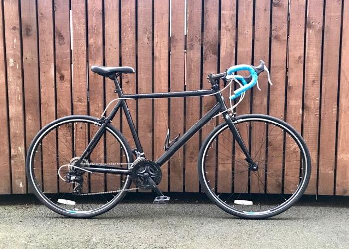 Road bike alluminium lightweight - 1