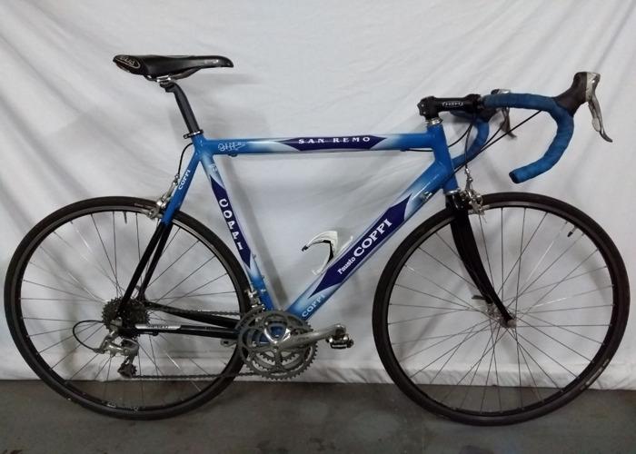 Road Bike 🚲 Fausto Coppi San Remo - 1