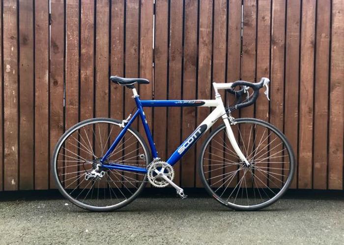 Road Racing Bike Scott 308 - 1